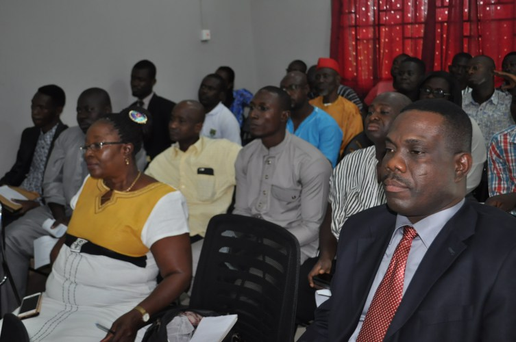 MADINA ASSEMBLY OFFICIALS ORIENTED ON ACTION VOICES PROJECT